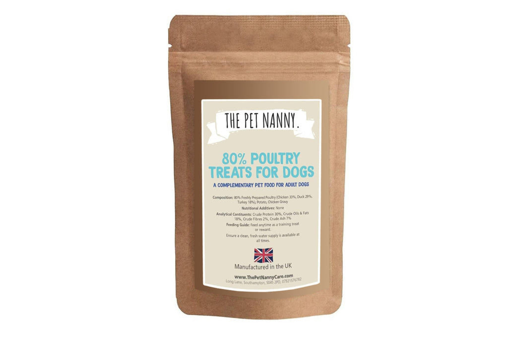 Poultry Treats for Dogs