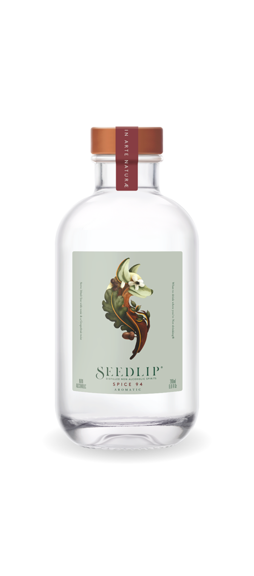 Seedlip Non Alcohol Drink - Spice