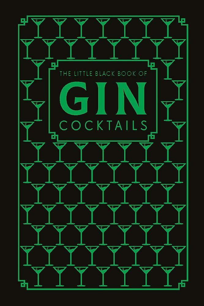 Book - Little Black Book of Gin Cocktails