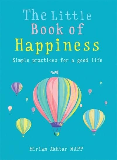 Book -  Little Book of Happiness