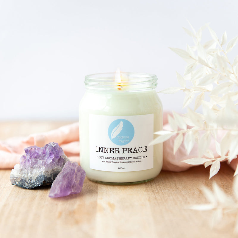 Inner Peace Aromatherapy Candle