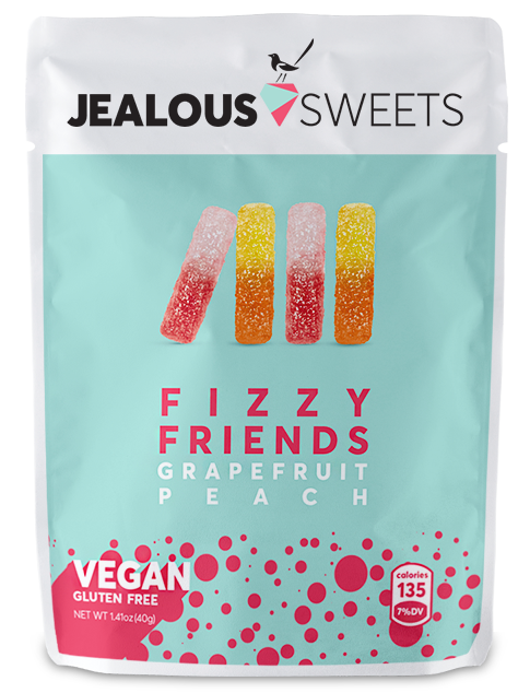 Fizzy Friends - Vegan Sweets