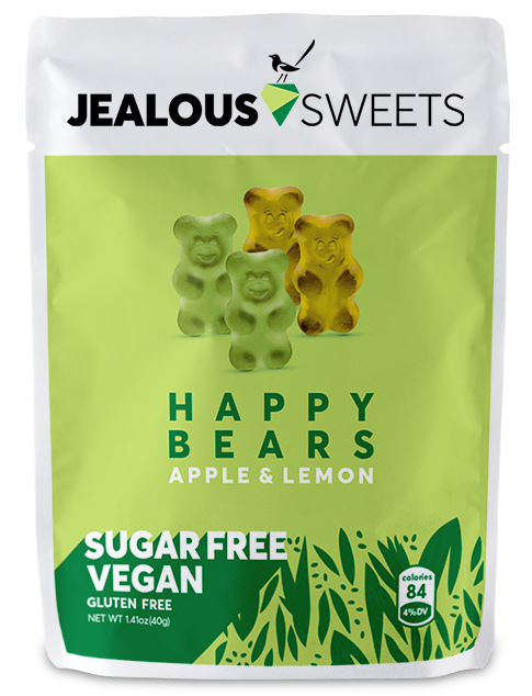 Happy Bears - Vegan Sweets