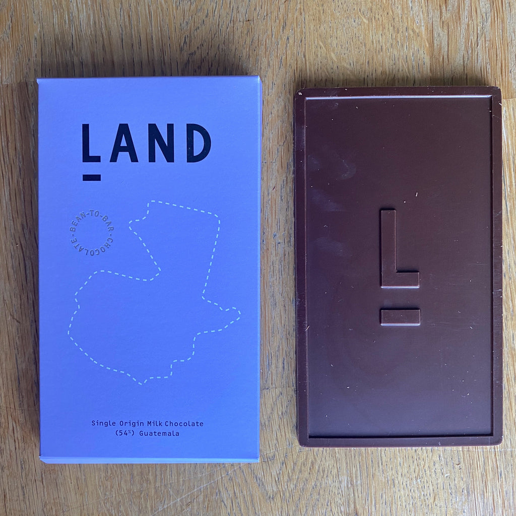 Land Chocolate - Milk Chocolate