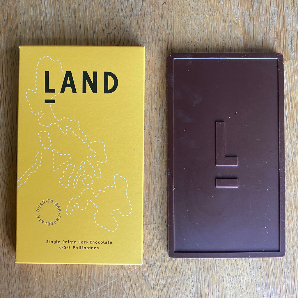Land Chocolate - Dark Chocolate