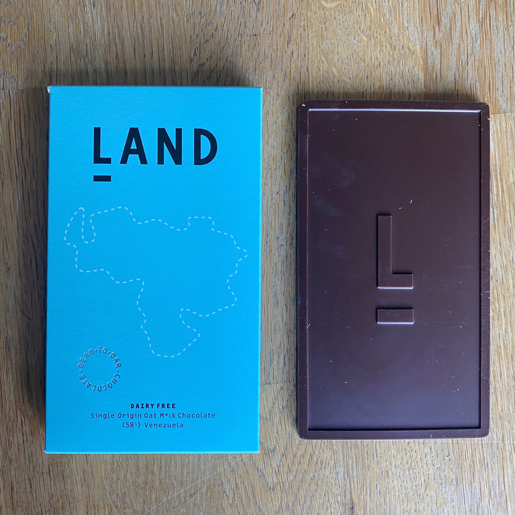 Land Chocolate - Dairy Free Oat Milk
