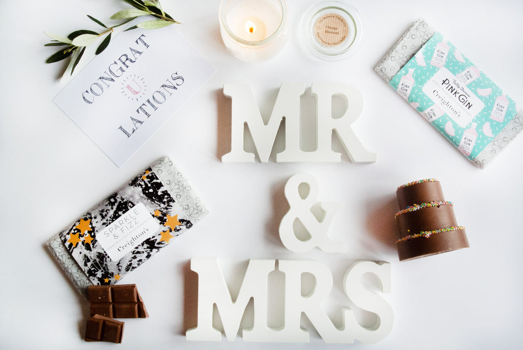 Mr & Mrs/ Mr & Mr / Mrs & Mrs Gift Box