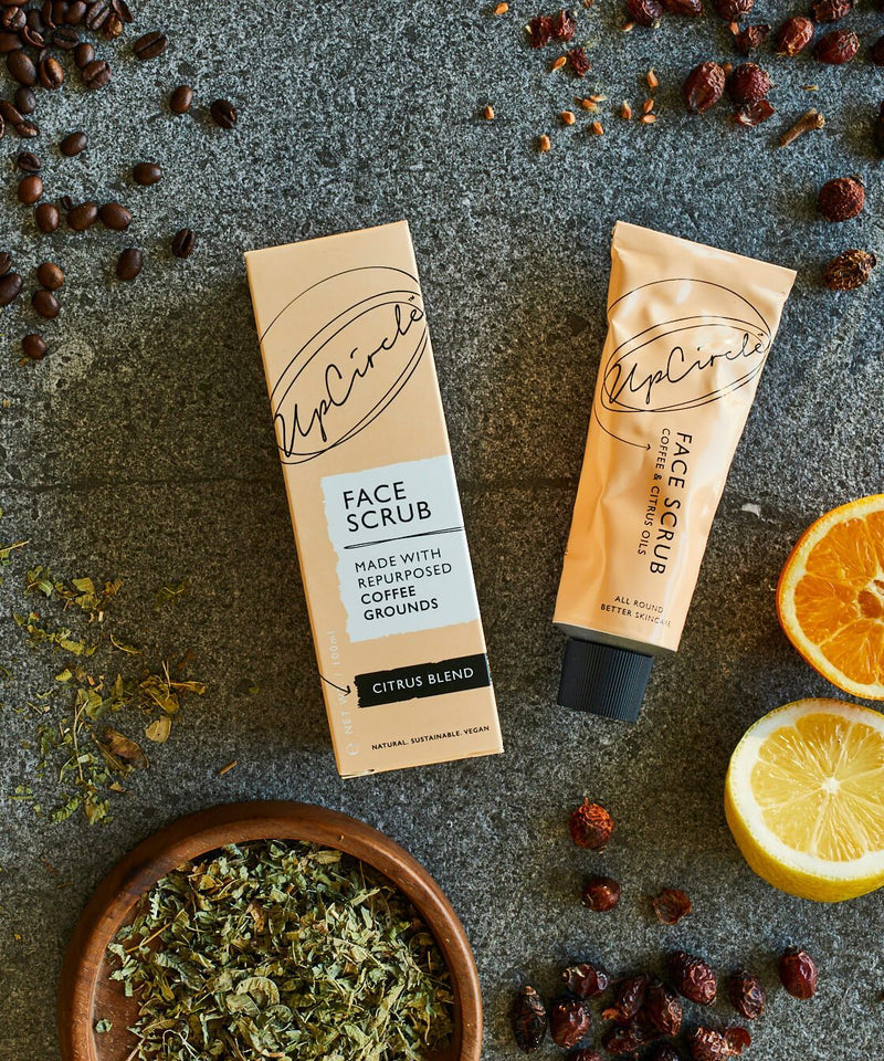 Face Scrub- Coffee & Citrus