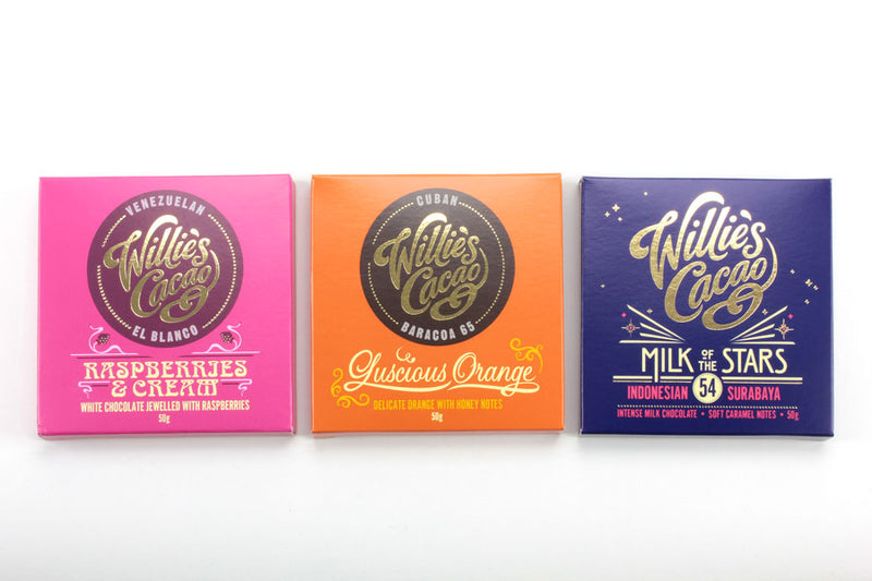 Willies chocolate choice