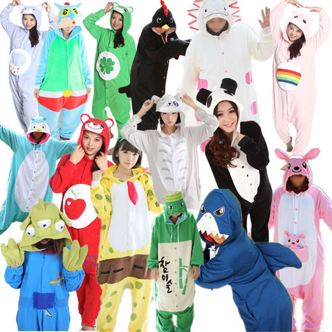 Unisex Adult Animal Onesies