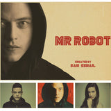 Mr Robot - Retro Poster Art Prints