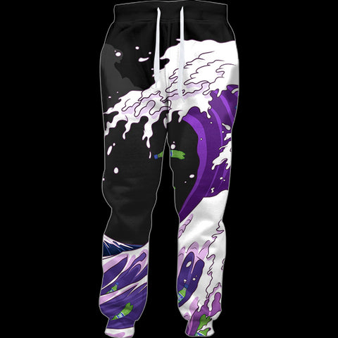 Purple Drank Sweatpants
