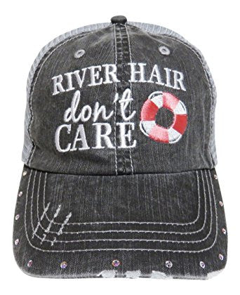 River Hair Don't Care LIfeBuoy Hat