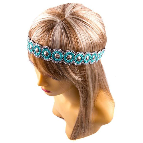 Bohemian Stretch Headband