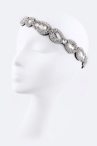 Crystal Statement Headband