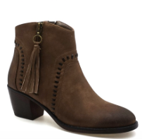Brown Jenny Bootie