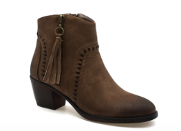 Taupe Jenny Bootie