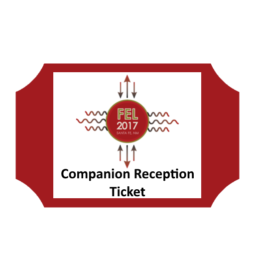 Companion Reception Ticket