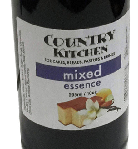 Country Kitchen MIXED Essence 295ml - Barbados, Caribbean