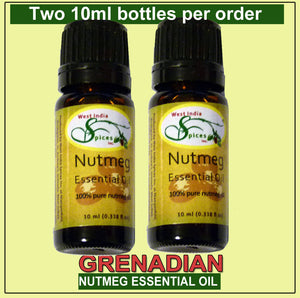 100% Pure PIMENTO / ALLSPICE Essential Oil - 2 Vials @ 10ml each (Product of Grenada)