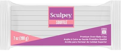 Sculpey Souffle 7oz Clay - Igloo