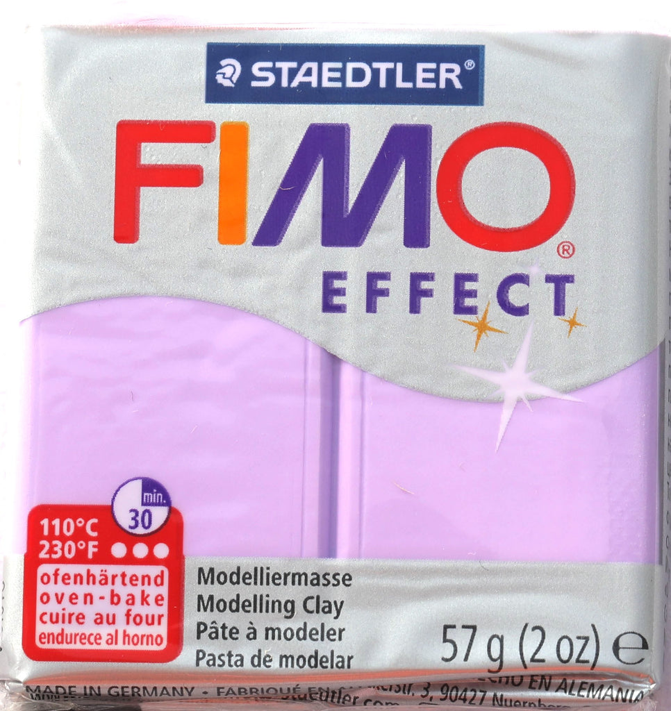 Fimo Effect 57g Clay - Lilac