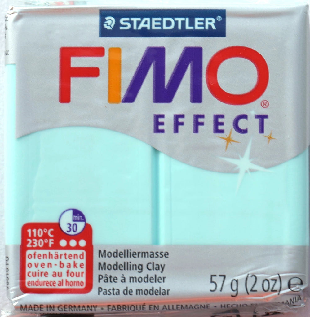Fimo Effect 57g Clay - Mint