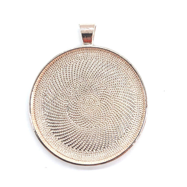 38mm Rose Gold Pendant