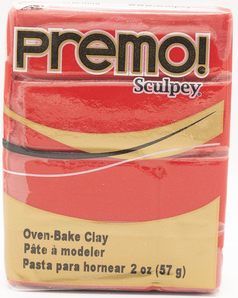 Premo Sculpey 57g Clay - Pomegranate