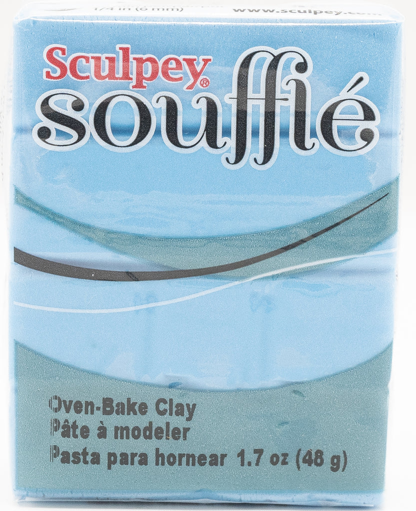 Sculpey Souffle 1.7oz Clay - Robins Egg
