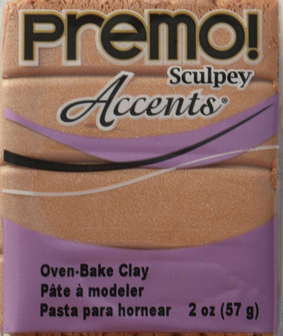 Premo Sculpey Accents 57g Clay - Copper