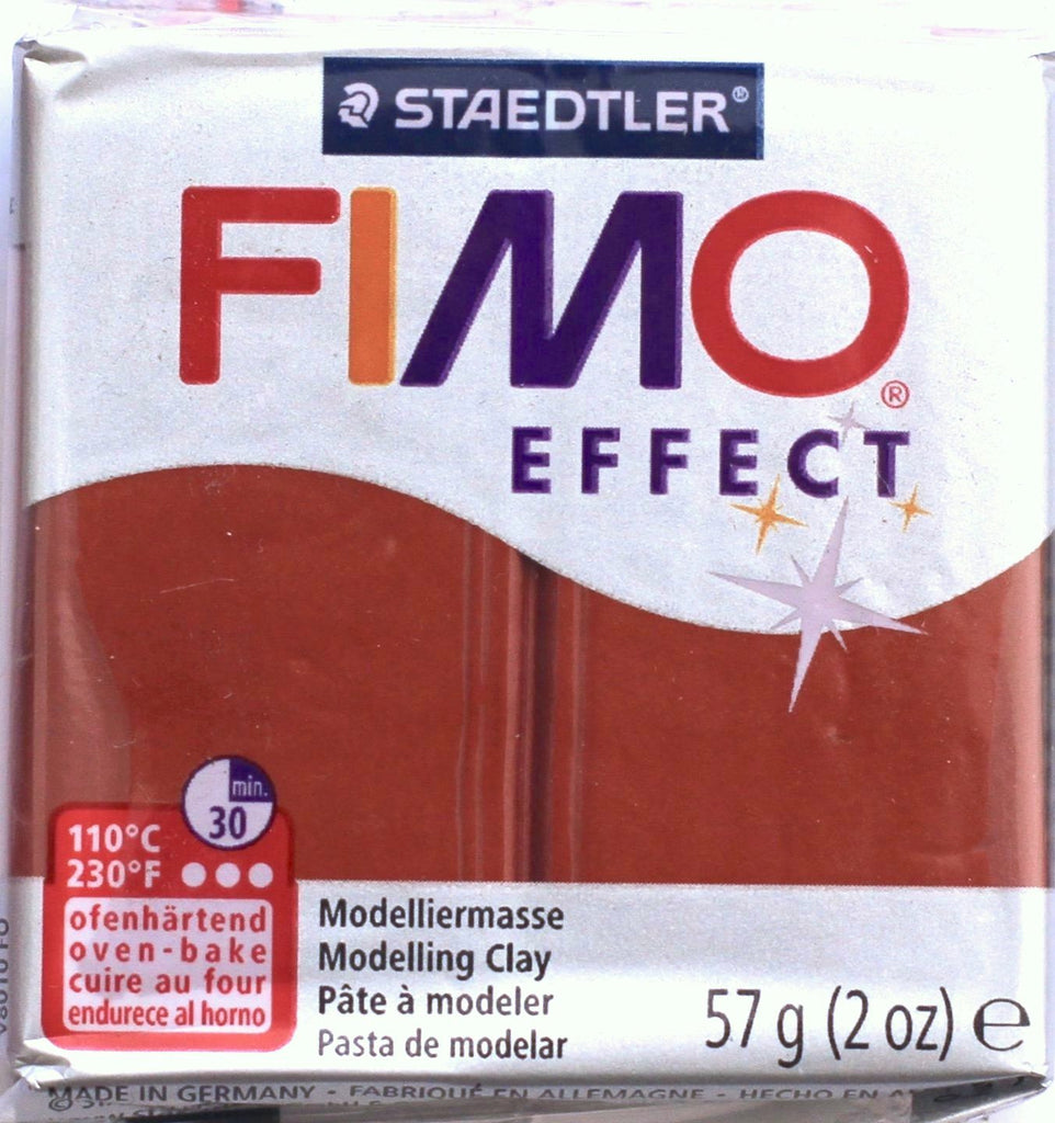 Fimo Soft 57g Clay - Copper