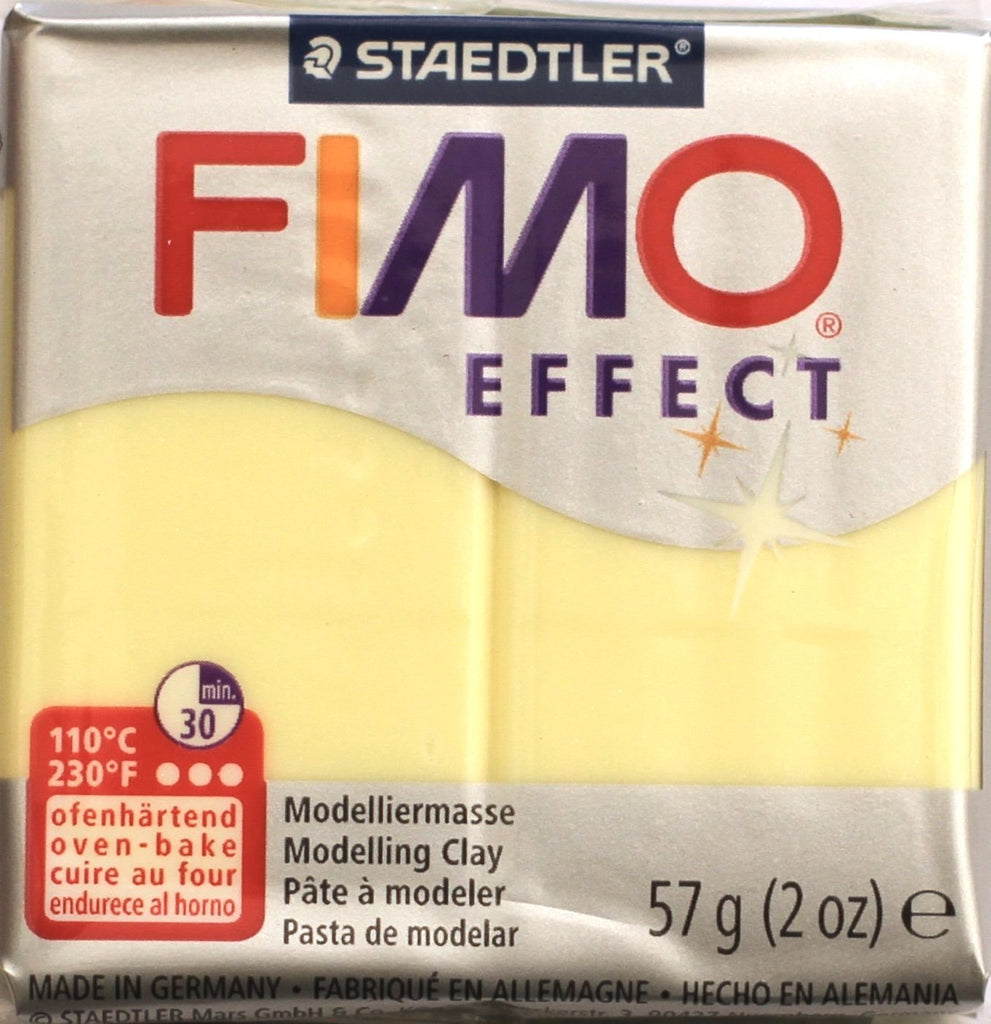 Fimo Effect 57g Clay - Citrine Quartz
