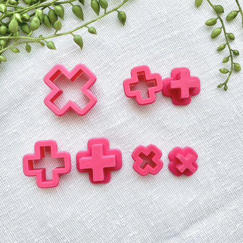 Cross Polymer Clay Cutters