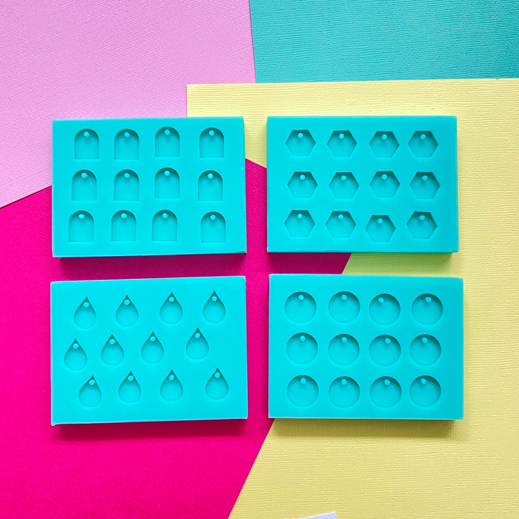 Silicone Mould - Hexagon