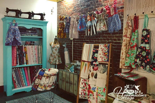 "New Shop & Creative  ""Sew-L"" Searching"
