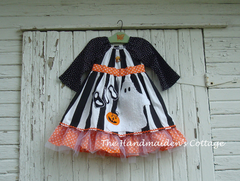 Sewing Pattern for Girls 6 months to 8 years Peasant dress