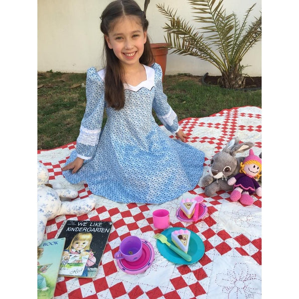 """Beatrice"" Dress and Bloomers PDF Pattern ~**NEW**~ - Handmaiden's Cottage"