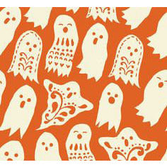 SALE, Spooktacular Too, Maude Asbury, BLEND fabrics, one yard - Handmaiden's Cottage