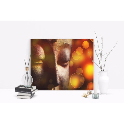 Buddha Canvas to Glow on your Wall