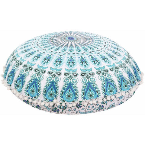 Mandala Meditation Cushion Cover Looks Great In Any Home