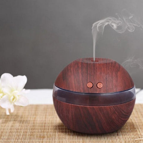 Portable Wood Grain diffuser