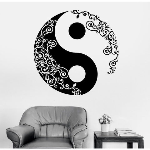 Love This Vinyl Decal Yoga Wall Art for your Home