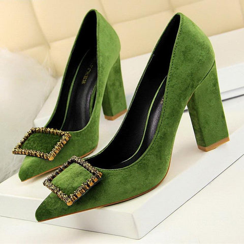 Crystal Square - CelebrityShoes4U