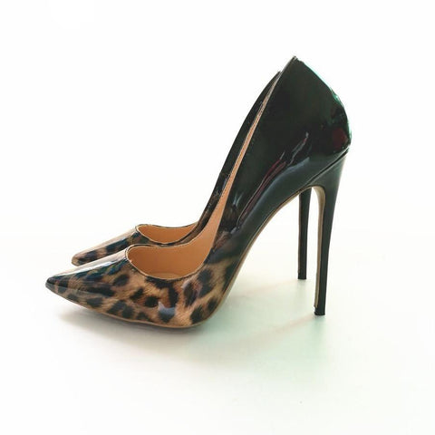 Black Leopard - CelebrityShoes4U