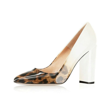 Patent Slip - CelebrityShoes4U