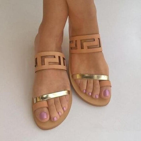 Meander Sandals - CelebrityShoes4U