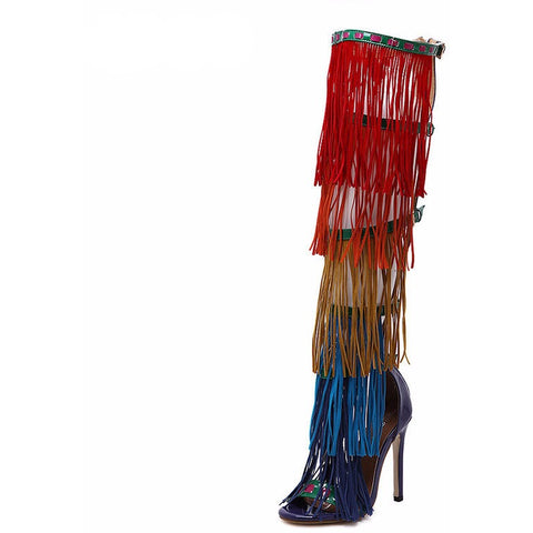Glad Tassels - CelebrityShoes4U