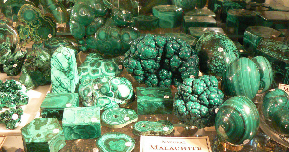 Creative and Powerful Ways to Use Malachite