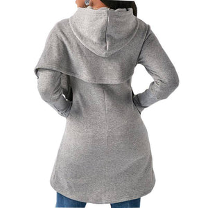 Energetic Healthy Me Hoodies & Sweatshirts Nurse Pride Hoodie Gray / S